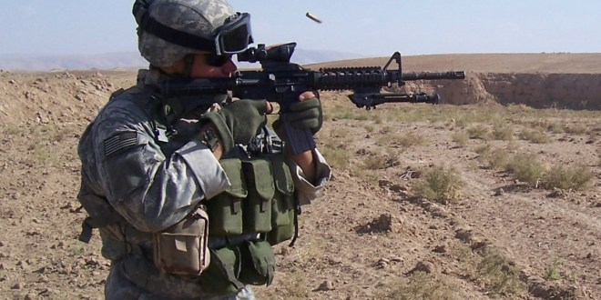 Rangers, Green Berets showing interest in new nonlethal M4 Carbine, firm says | Military.com