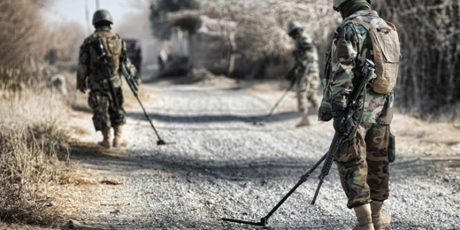 Defense forces clear Dash-e-Archi of Taliban fighters | Khaama Press News