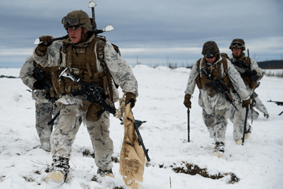 The US Army is looking for a new vehicle for Arctic mobility operations | Connecting Vets Radio