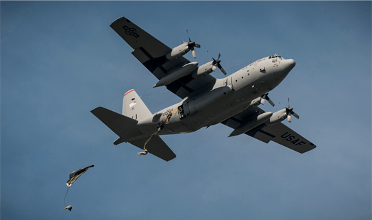 USAF wants to drop cruise missiles from airlifters | Air Force Magazine