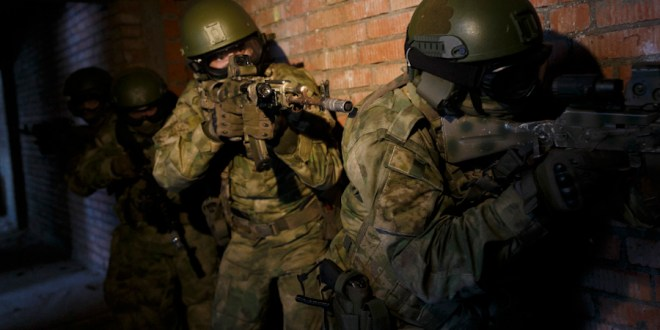 Russian special forces rescue boy kidnapped by suspected pedophile | BBC News