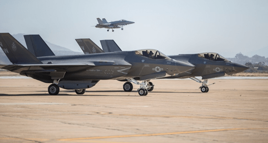 Marine Corps' first F-35C squadron ready to deploy on carriers   Marine Corps Times