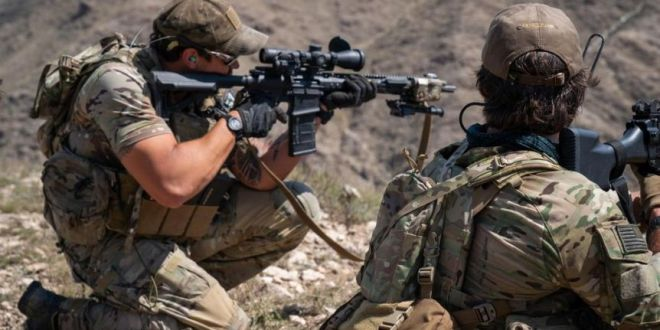 Miller says last US troops in Afghanistan will be special operations forces | Stars & Stripes