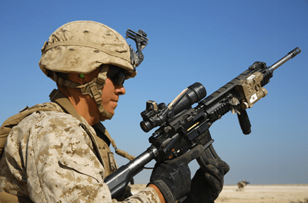 The Marine Corps has started fielding suppressors to infantry squads | Task & Purpose