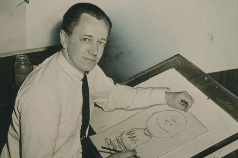 'Peanuts' creator Charles Schulz's experiences in WWII shaped the character of Charlie Brown | Stars & Stripes