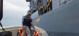 Navy Poseidon crew helps find mariners missing for three days near Saipan | Stars & Stripes