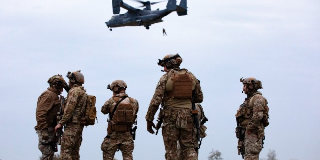 The two special operations trinities | Small Wars Journal