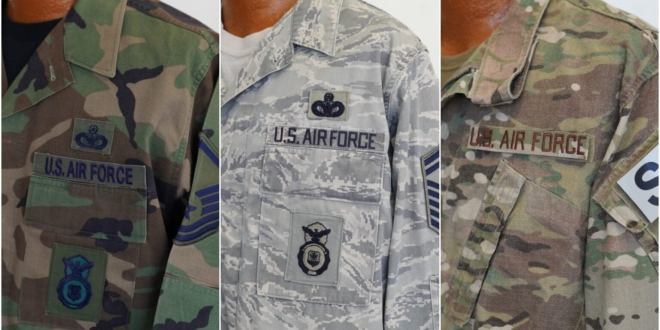 'An over-patterned couch' — Airmen can't wait to say goodbye forever to their tiger stripe ABUs | Task & Purpose