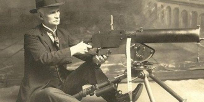 John Moses Browning: The forgotten history and legacy of the father of modern firearms | Ammo.com