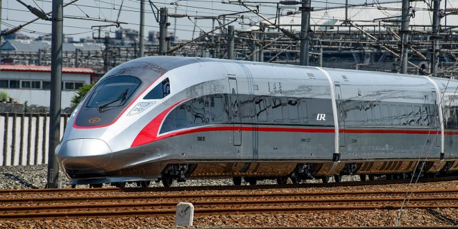 China debuts bullet train that can operate in extremely cold temperatures   CNN Travel
