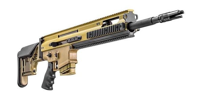 Next-gen rifles and SCAR-killers | Recoil