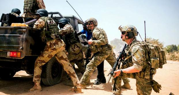 AFRICOM forces conduct first engagements in Somalia since repositioning   DVIDS