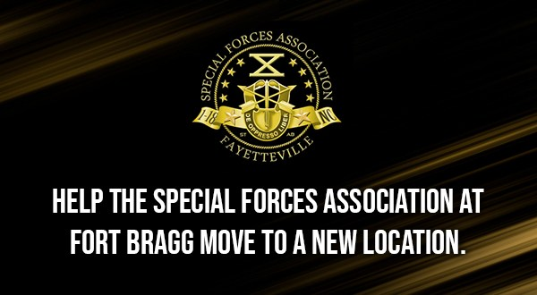 Let's Support Special Forces Association Chapter 1 – 18 | Sam Havelock, CEO SOFX