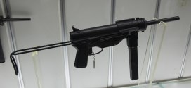 """The M3 """"grease gun"""" of World War II just won't stop shooting 