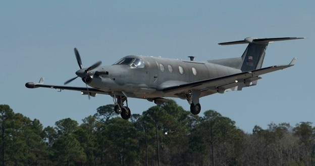 Special ops still bullish on new armed overwatch plane   Defense News