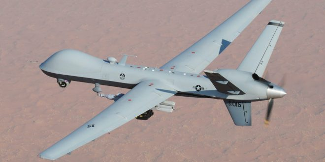 General Atomics reveals self-protection pod for the MQ-9 Reaper | The Aviationist