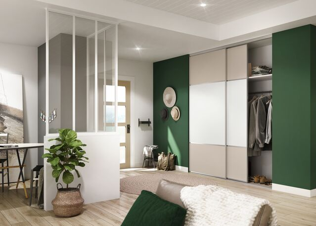 amenagement entree hall couloirs sogal