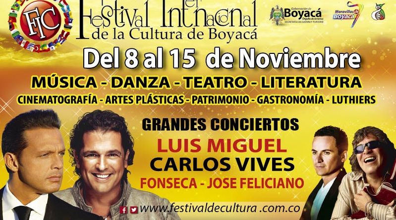 Festival Internacional de la Cultura 2013