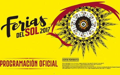 Programación de las Ferias y Fiestas Sogamoso 2017
