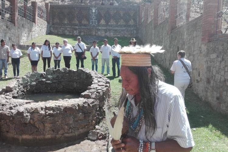 Indígenas U´wa hacen reconocimiento a 15 sogamoseños