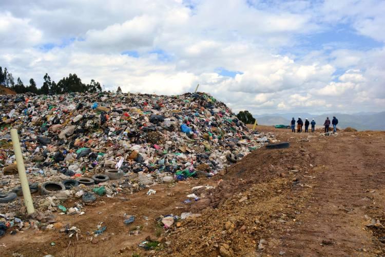 Coservicios suspende la recepción de residuos sólidos en el relleno sanitario de Sogamoso