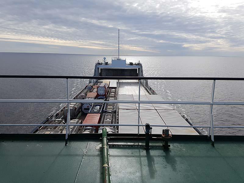 spedizione groupage via mare