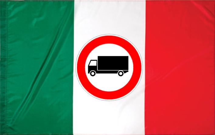 Divieti di circolazione in Italia
