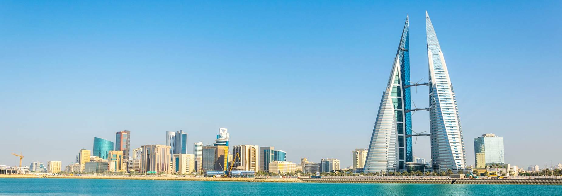 Spedizioni e trasporti in Bahrein