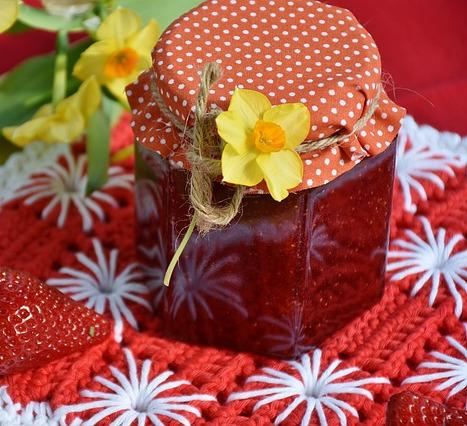 Logistica confetture marmellate BIO Sogedim