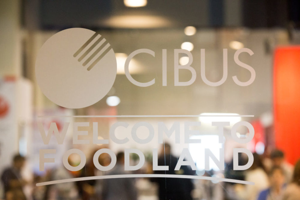 Sogedim non poteva mancare all'evento clou del settore agro-alimentare italiano: Cibus 2021