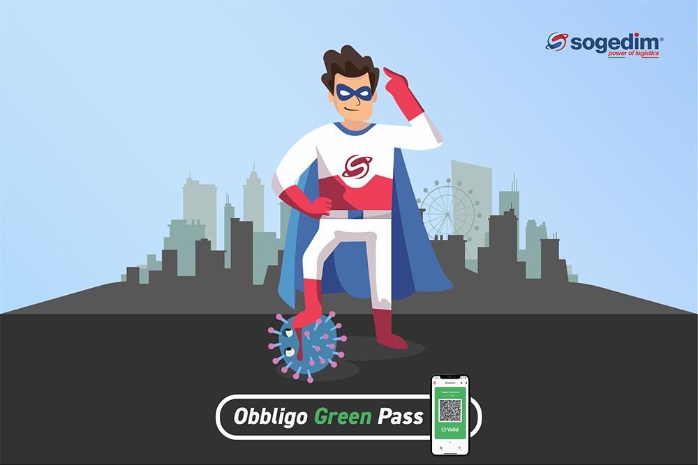 Dal 15 ottobre e fino al 31 dicembre 2021 l'utilizzo del Green Pass verrà esteso a tutto il mondo del lavoro