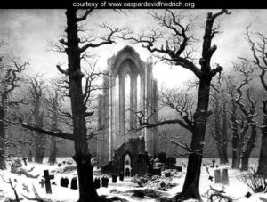 Monastery-Graveyard-In-The-Snow