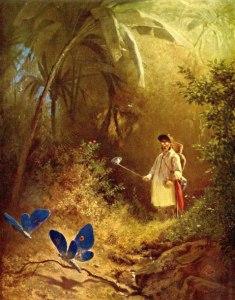 the-butterfly-hunter-carl-spitzweg