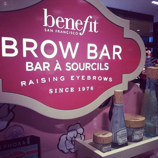 brow bar benefit