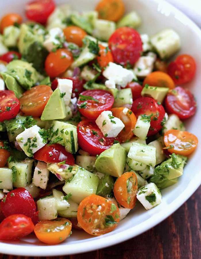 salade lunchbox