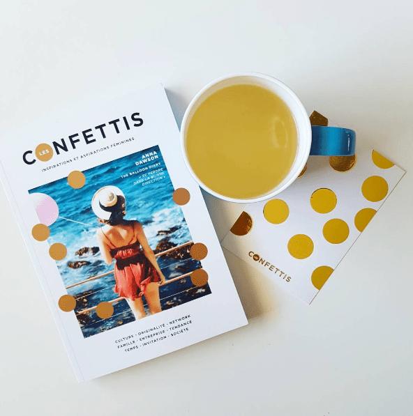 confettis magazine