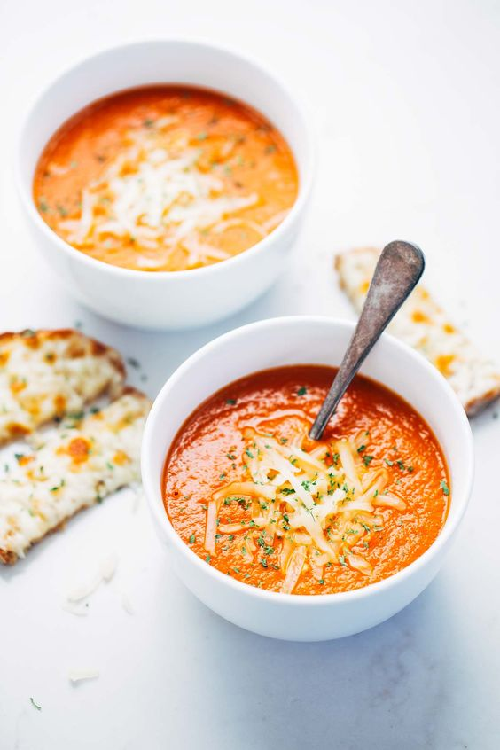 soupe comfort food