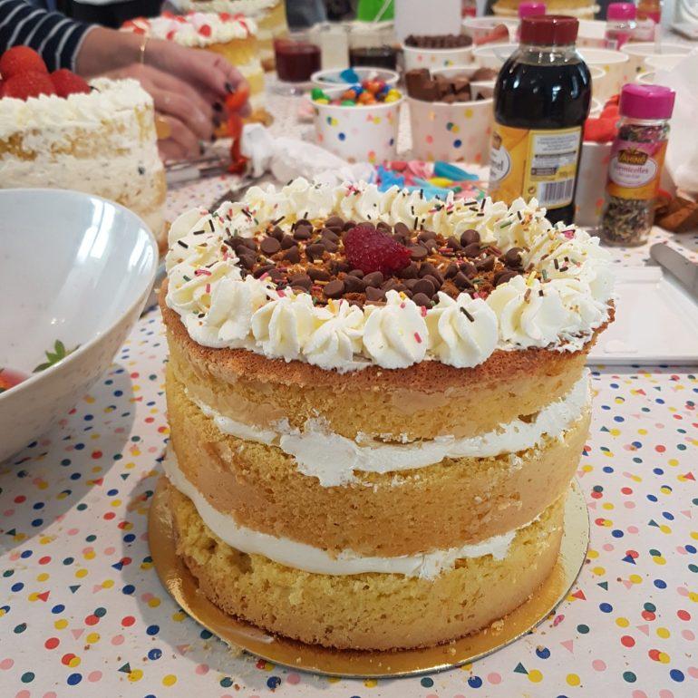 cake design le meilleur pâtissier