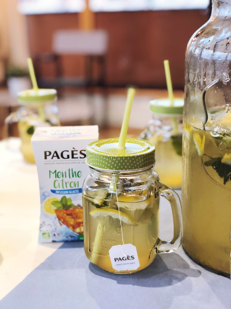 infusions pagès