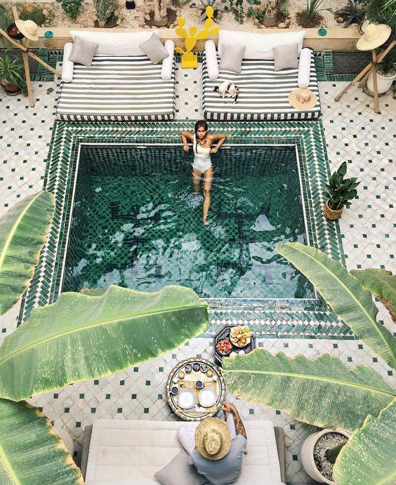piscines de rêve