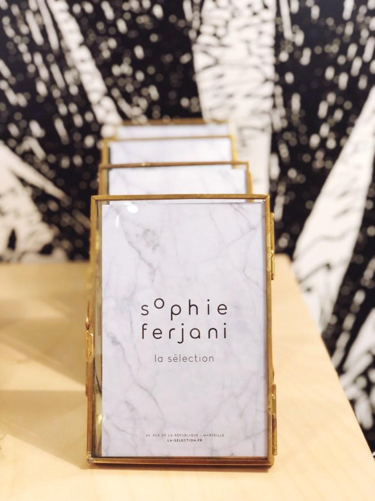 Sophie Ferjani – La Sélection