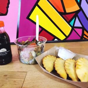 Une pause déjeuner chez Pastels World