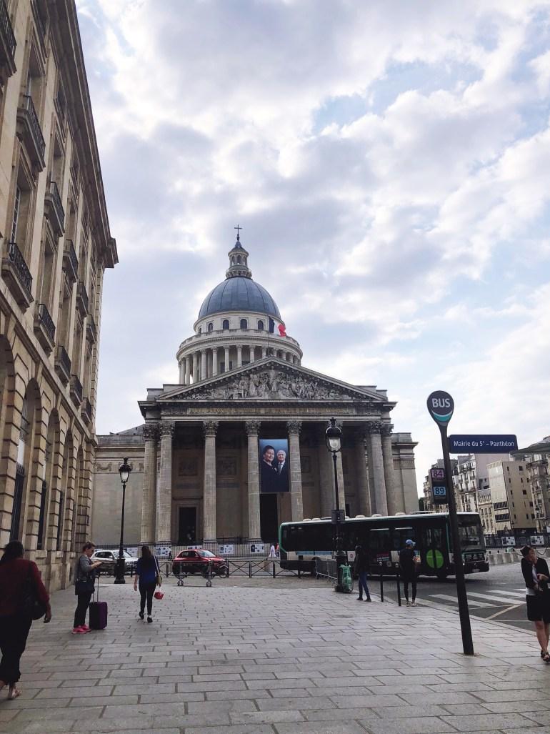 visite insolite du panthéon