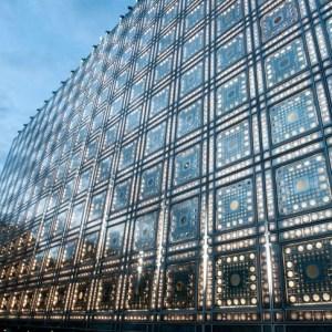 A la découverte de l'Institut du Monde Arabe à Paris.