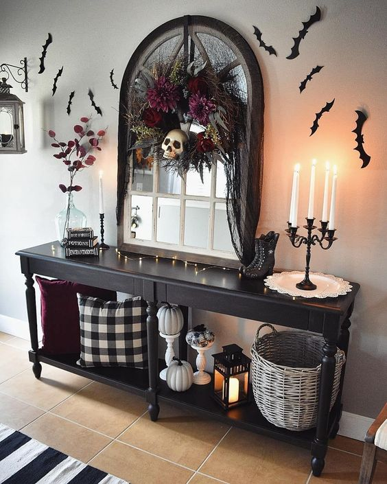 10 idees de deco d halloween chic