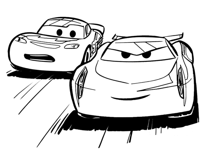 Disegni da colorare cars 3 sogni d 39 oro for Immagini flash da colorare