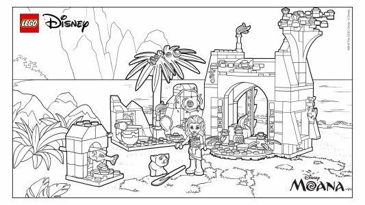 Doodle41149MoanaMoans Beautuful Island Home