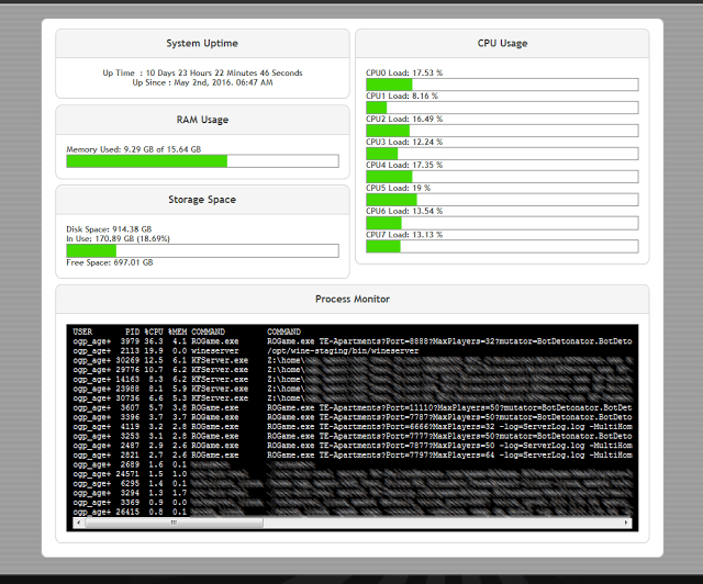 Installation Of OpenGamePanel Agent [ Ubuntu ]