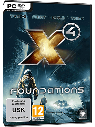 X4 Foundations-CODEX PC Direct Download [ Crack ]