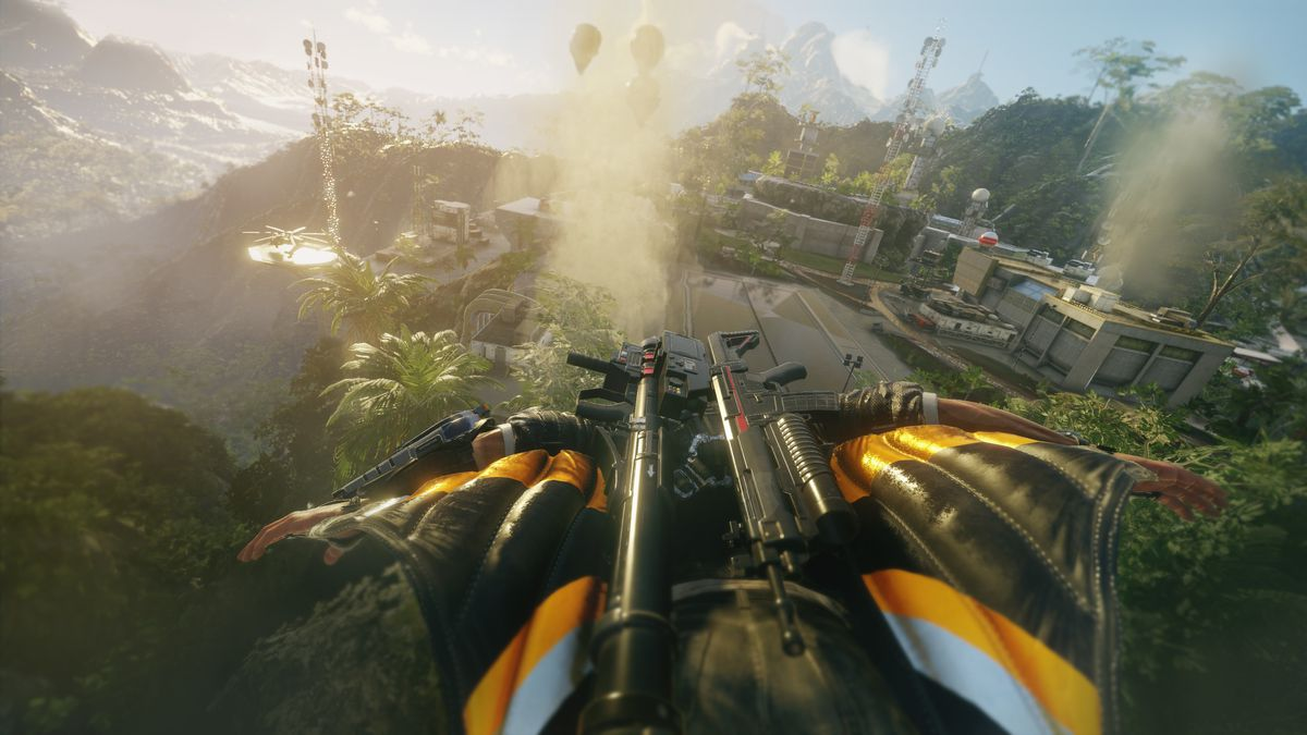 Just Cause 4-CPY PC Direct Download [ Crack ]